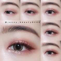 Beauty advice may help for starters to obtain comfortable an… Korean makeup info; Beauty advice may help for starters to obtain comfortable and finally craft their particular beauty regimen. Korean Makeup Look, Korean Makeup Tips, Asian Eye Makeup, Korean Makeup Tutorials, Korean Makeup Tutorial Natural, Ulzzang Makeup Tutorial, Make Up Tutorial Contouring, Eye Tutorial, Hooded Eye Makeup