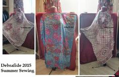 Debrafide: 2015 Summer Days and Holidays Sewing!