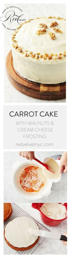 Carrot Cake is always in demand, and ours will quickly become a favorite in your…