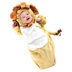 Infant Lion Costume/Sack. $24.99. Halloween. baby. kids. fall. dress up. cute. king of the jungle. cat. rawr. roar.