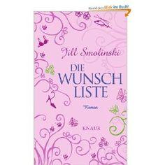 Die Wunschliste  Jill Smolinski,