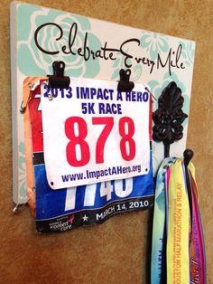 Nice gift idea for marathon friends
