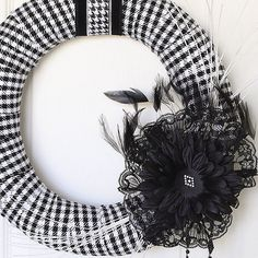 Pin for Later: 14 Halloween Wreaths You'll be Dying to DIY