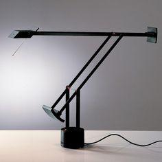 Lampe de table Tizio de Richard Sapper 1972
