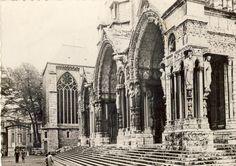 Shaun Kenaelly: Chartres Cathedral: North Portal