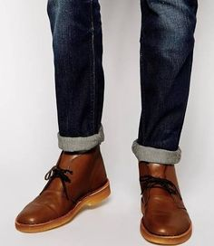 clark desert boots mens - Google Search
