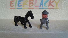 """ Alter Stecki "" Kunibert auf Pferd "" Original "" | eBay"