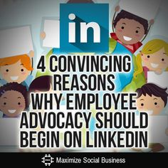 Companies realize that their most important brand advocates are their employees. How to leverage the social networks of your employees? It should begin with an employee advocacy program on LinkedIn.
