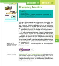 Maestro Primero Espanol  chapulin y la cebra pagina 207