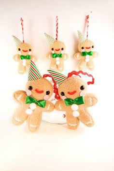 #Gingerbread #ornament #christmas