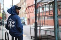 Image of Footpatrol x Champion 2014 Fall/Winter Reverse Weave Collection