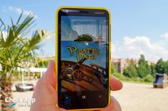 Pirate's Path App für #WindowsPhone