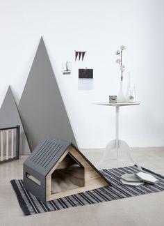 The DeauvilleDog house by Korean brand Bad Marlon