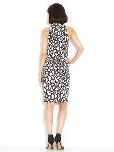 GIOVANE - flower print ruffle sleeve dress American