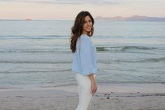 Tutorial Blusa o Camiseta a Crochet - Modelo Nautic | El Oasis de Piper y Mint