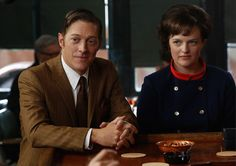 Peggy and Ted