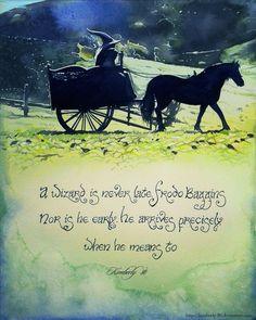 A wizard by kimberly80.deviantart.com on @DeviantArt