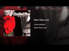 More Than Love ~ ConFunkShun (CD single)