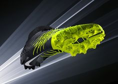 Nike Football Presents 3D Printed 'Concept Cleat' Fort Shuttle