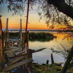 Parco del Delta del Po di Ravenna - Instagram by arvierimilena