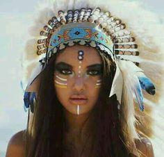 Die 39 Besten Bilder Von Indianer Schminken Artistic Make Up