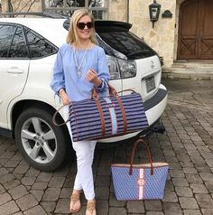 Barrington Monogrammed Belmont Cabin Bag  Luggage & Bags > Duffel Bags