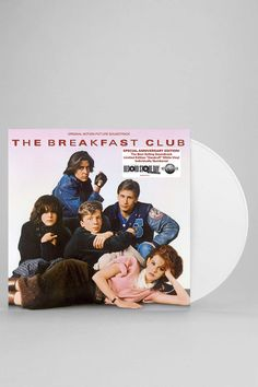 Various Artists - The Breakfast Club Soundtrack LP