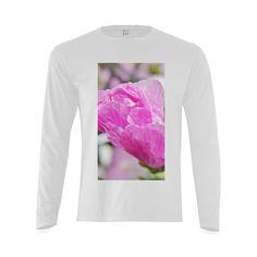 Musk Mallow Gildan Men's T-shirt (long-sleeve)