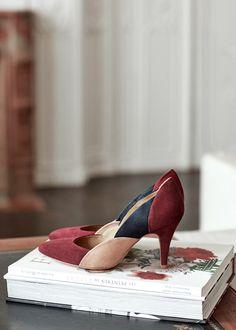 Sezane Escarpins, Collection Hiver, Escarpin Femme, Fringues, Mode Femme,  Vestiaire, f4d6b32ad6e1