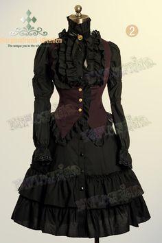 Aristocratic Lolita Dress