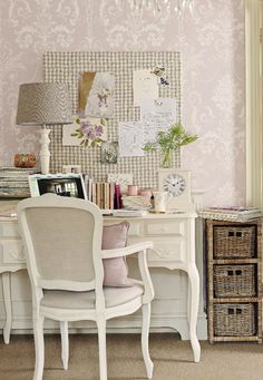Laura Ashley Spring/Summer 2015: Natural Glamour Collection #interiors