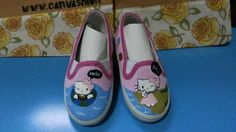 f273666a2210 10 best Hand painted Disney shoes images on Pinterest