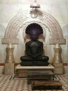 Parshwanatha the 23rd Jain thirthankar