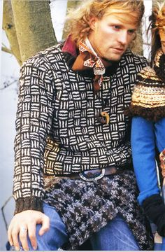 Rowan (British knitting/crochet magazine) - Magazine 38