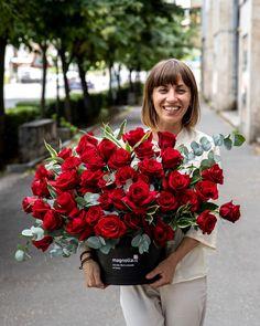 #redroses #roses #flowerarrangement #trandafiri #aranjamenteflorale