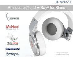 rhino + vray