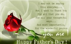 happy fathers day message to my husband miles away