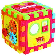 PlayGo Activity Cube *** To view further for this item, visit the image link. (Note:Amazon affiliate link)