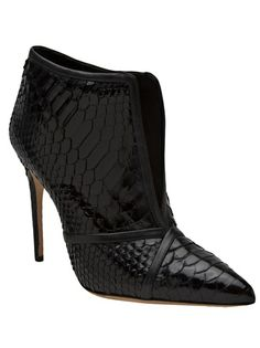 ALEXANDRE BIRMAN Pointed Toe Bootie