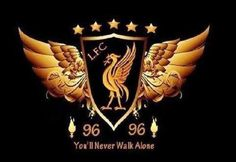 YNWA Something In The Way, You'll Never Walk Alone, Walking Alone, Liverpool Fc, Epoxy, Counting, Tattoo, Logo, Red