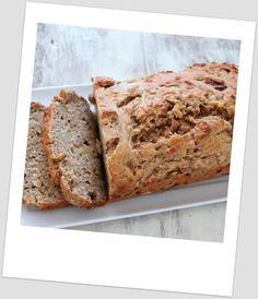 Simply Weight Watchers Recipes: Skinny Banana Strawberry Bread