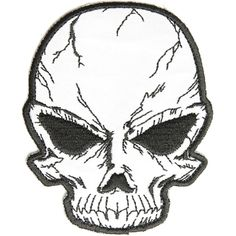 Shop reflective embroidered biker patches for safety. Sew or iron on a reflective patch to your biker vest and jacket. Safety and cool reflective embroidered biker patches Custom Patches, Sew On Patches, Iron On Patches, Biker Patches, Skull Patches, Sew On Badges, Small Skull, Patch Design, Iron On Applique