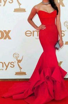 Red carpet red - FashionFilmsNYC.com