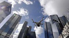 Normas para el uso de #drones en zonas urbanas #España