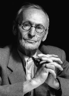 Literary Crushes/Grave Matters: RIP: Hermann Hesse: July 2, 1877 - Aug. 9, 1962