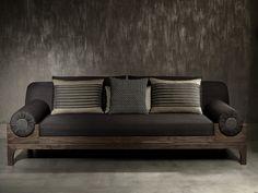 Bolsters Sofa by Deniz Tunç