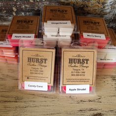 Wax Melts – Southern Mess Boutique