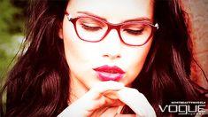 Adriana Lima - Vogue Eyewear, Life in Vogue