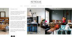 我們看到了。我們是生活@家。: 與古董櫥櫃一起生活,令人讚嘆的美麗家園!位在澳洲墨爾本Trudy Gould與Seamus McCartney和兩個小女兒的家
