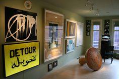 Greenbox Museum of Contemporary Art from Saudi Arabia, foto: Anna van Leeuwen